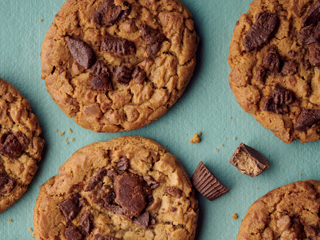 Au Bo Pain - Reese's® Peanut Butter Cup Cookie