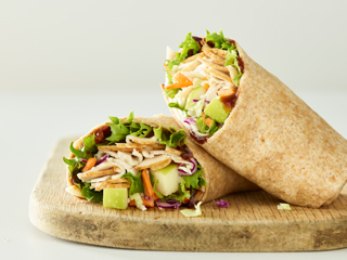 Au Bo Pain - Sweet Turkey Wrap