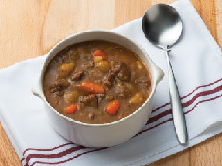 Au Bo Pain - Beef & Vegetable Stew