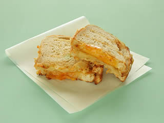Au Bo Pain - Classic Grilled Cheese