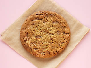 Au Bo Pain - English Toffee Cookie