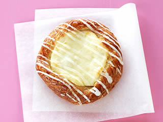 Au Bo Pain - Sweet Cheese Danish