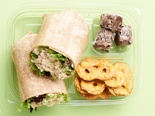 Au Bo Pain - Tuna Wrap Pack