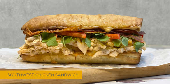 Click to view all of our sandwiches